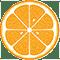 Raumpfleger Sonnige Orange