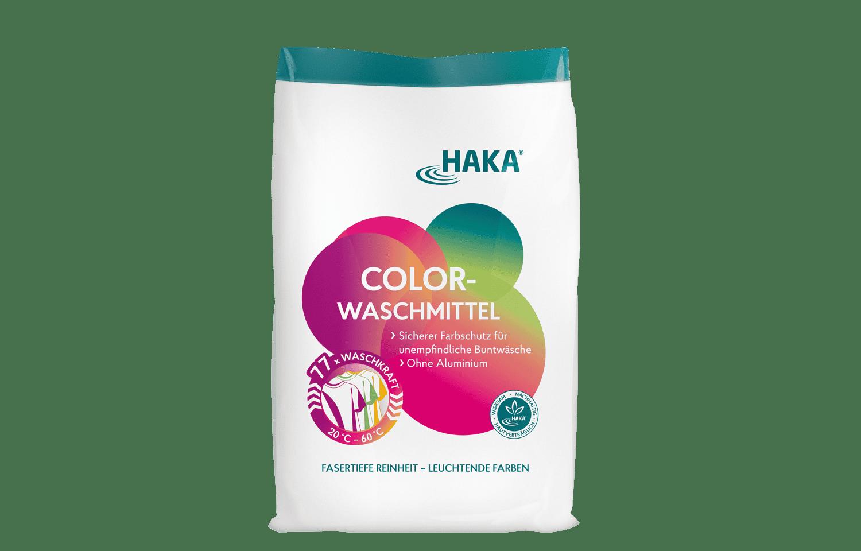 Colorwaschmittel<br>Pulver