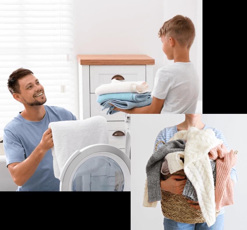 Washing gallery