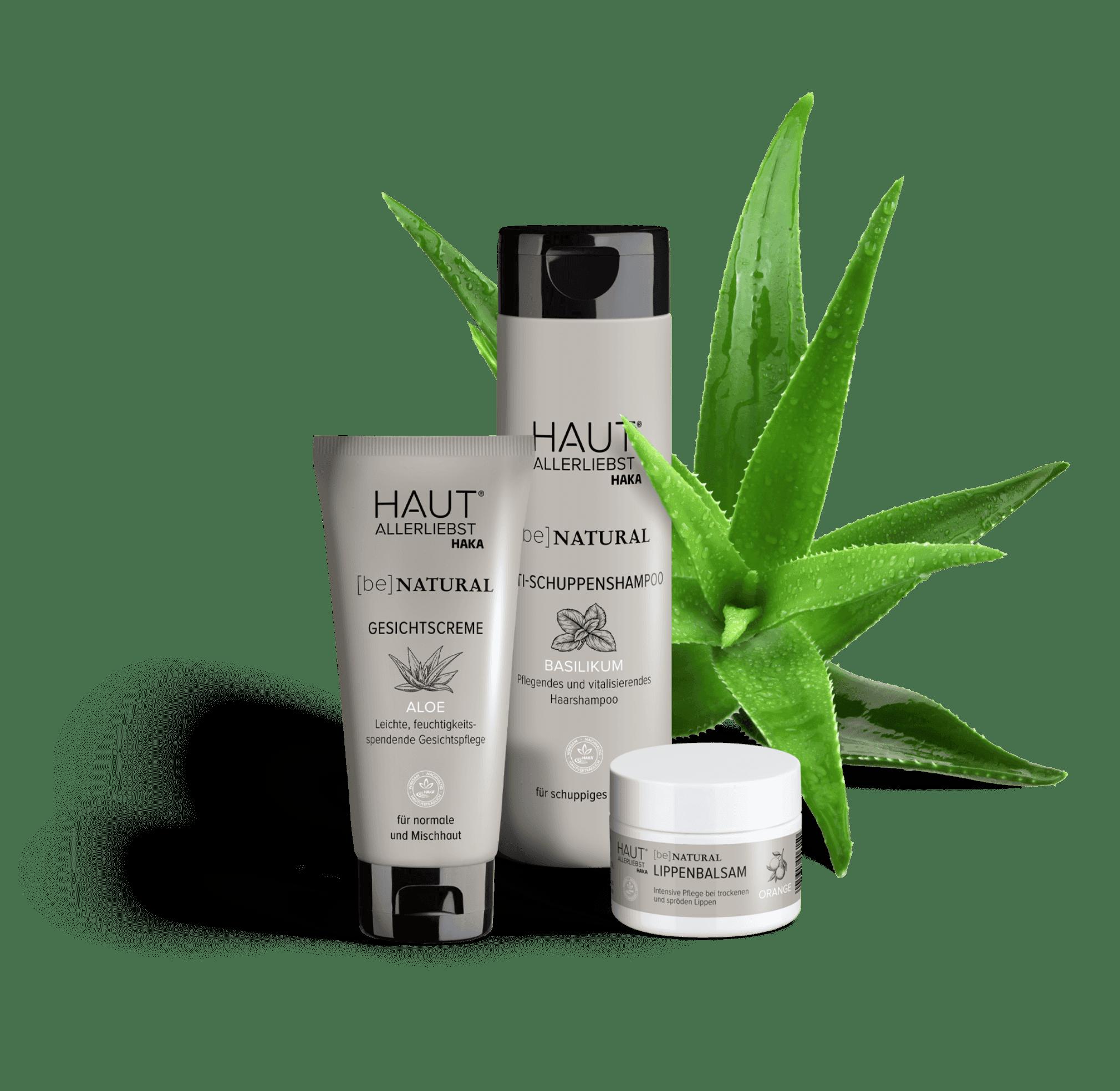 Cosmetics - [be]Natural