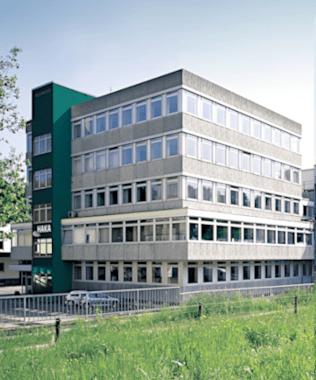 Unternehmenszentrale<br>Waldenbuch