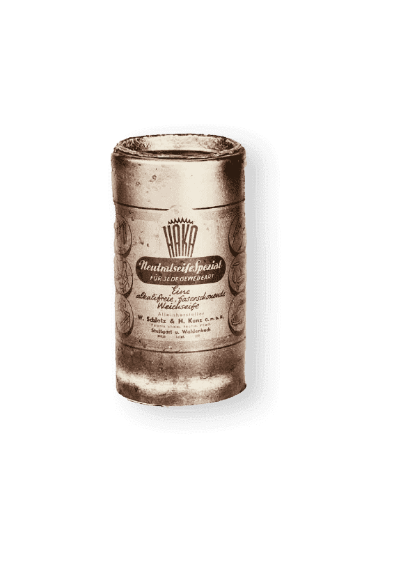 Old product wrapping