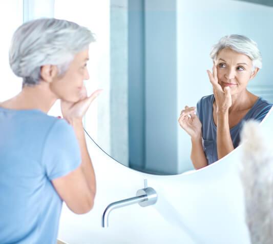Gesichtspflege für <span>jede Haut</span>